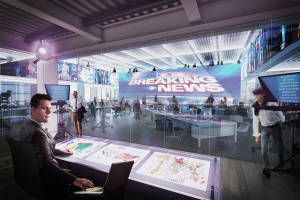 Fox News Studio