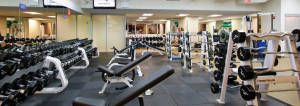 Crowne Plaza Gym