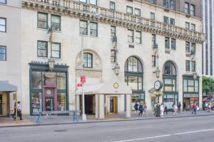 Sherry Netherland Hotel - Fifth Avenue at E59th Street